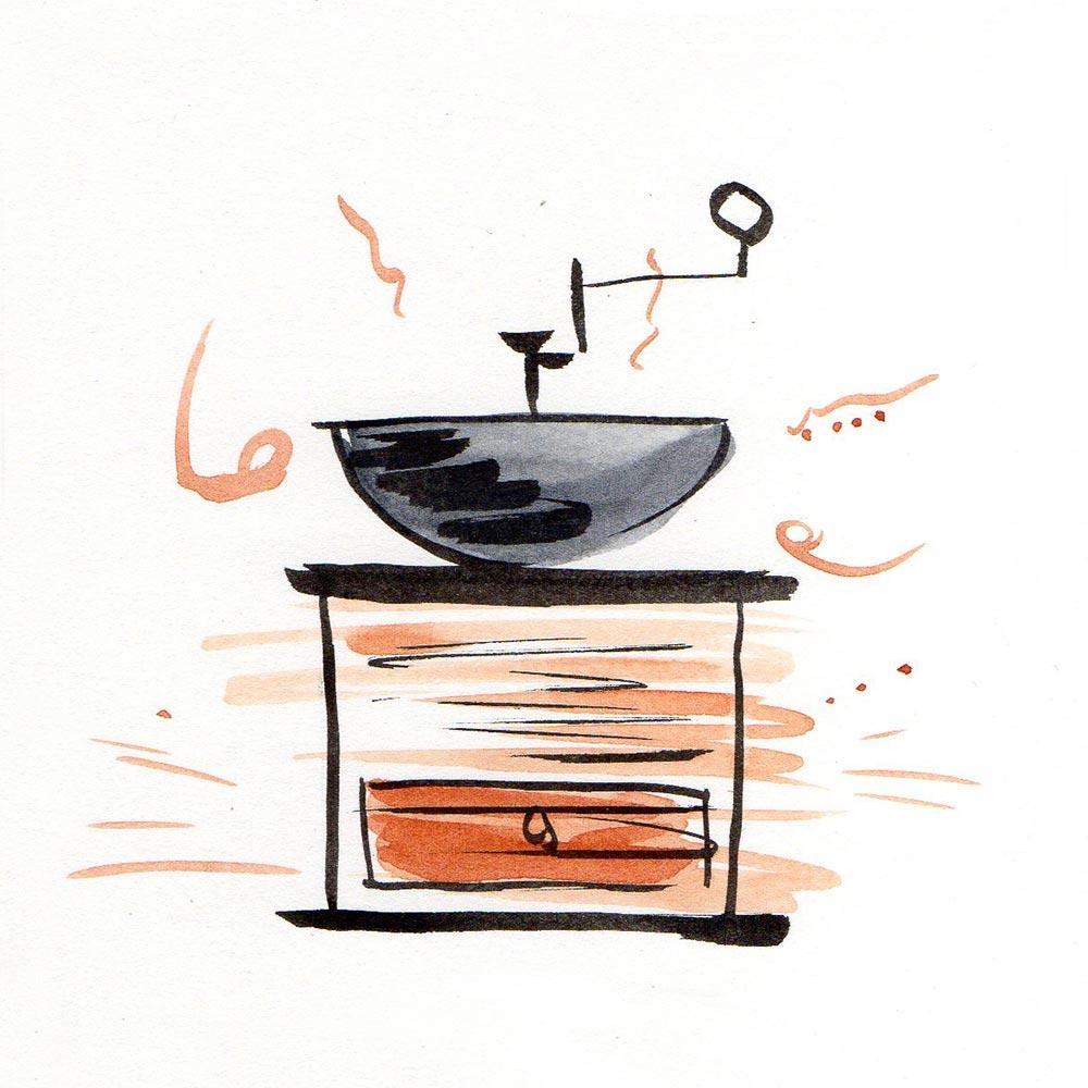 DUBHE - CAFFE - ANTICO