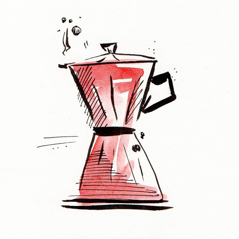 DUBHE - CAFFE DA CASA
