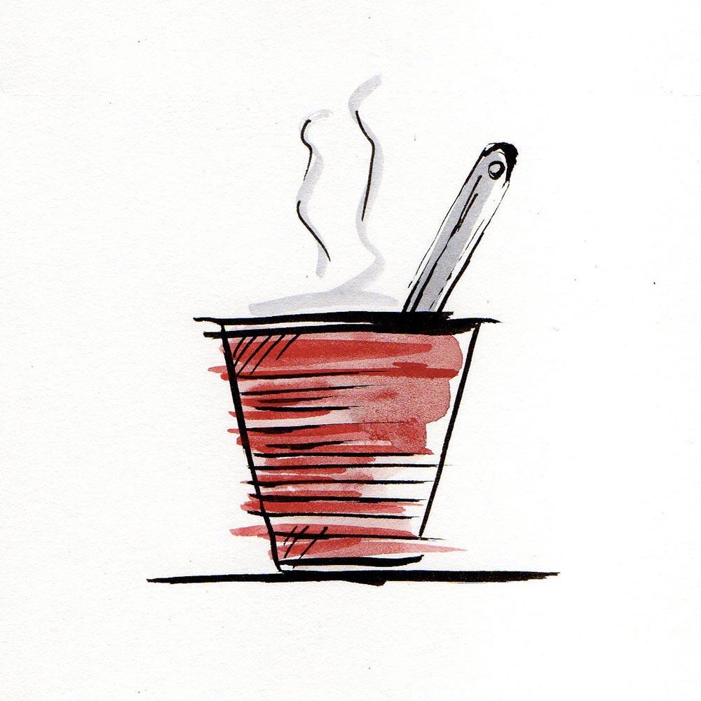DUBHE - CAFFE - DA UFFICIO