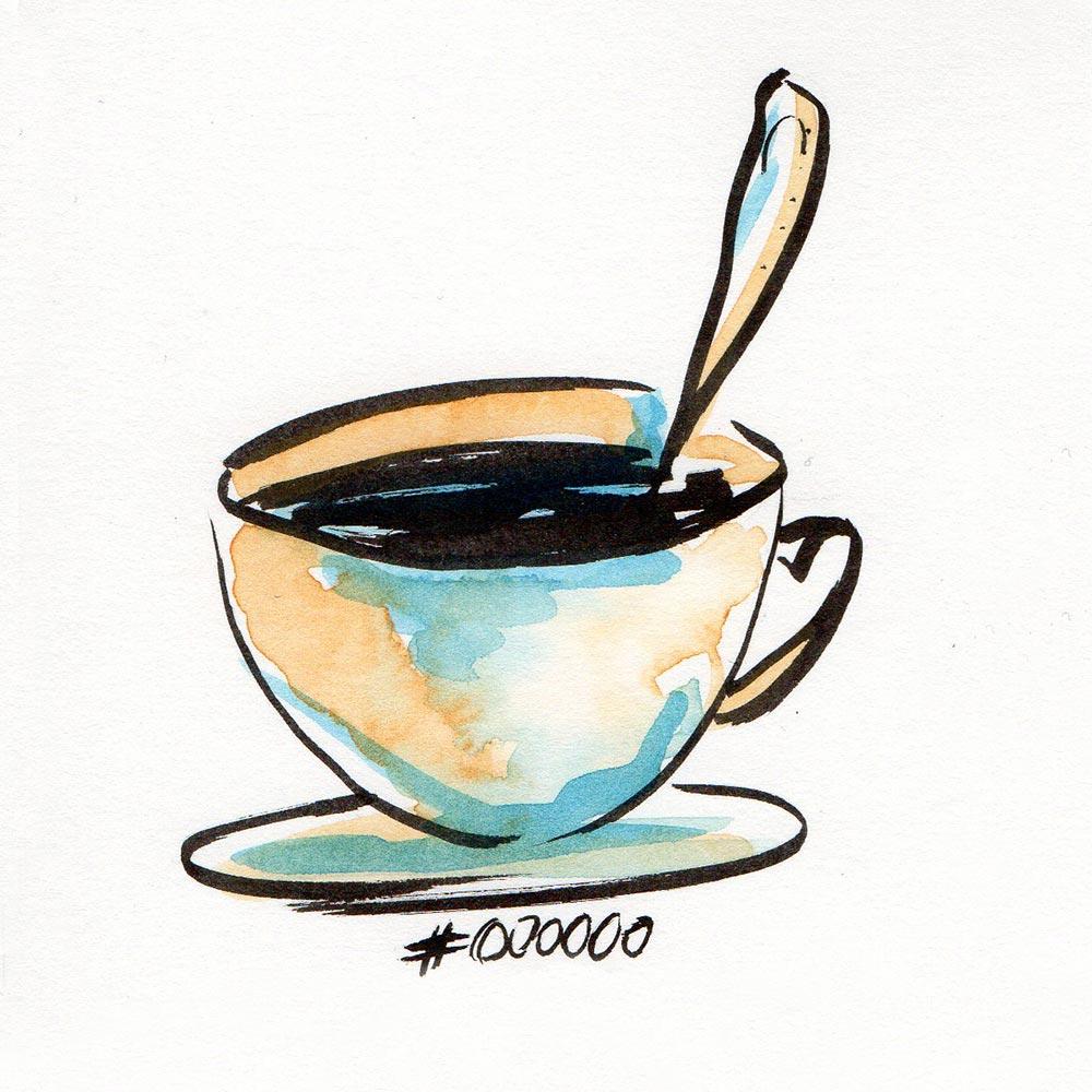 DUBHE - CAFFE NERO